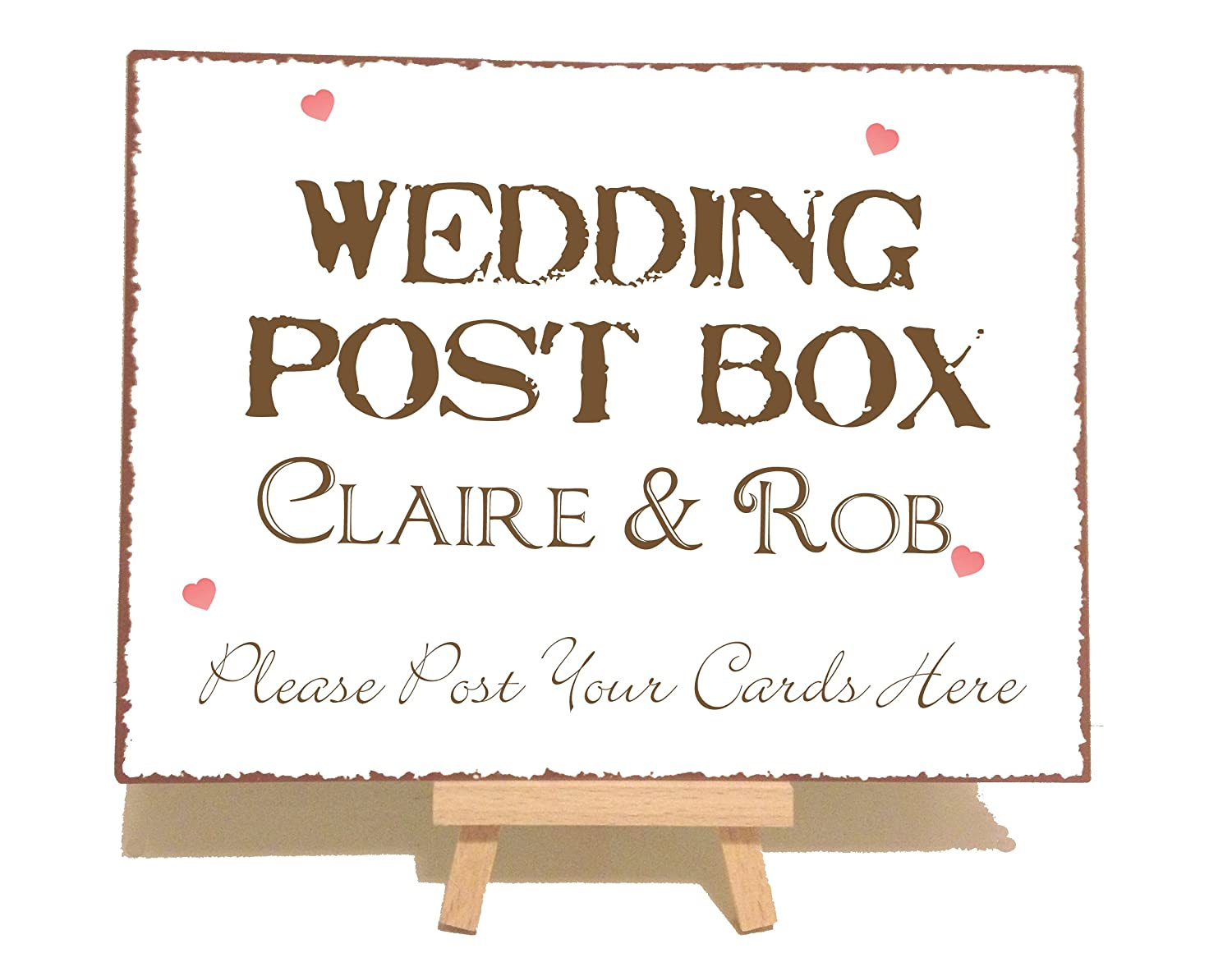 WEDDING CARDS POST MAIL RECEIVING BOX WISHING WELL IVORY Amazon – Wedding Card Receiving Box