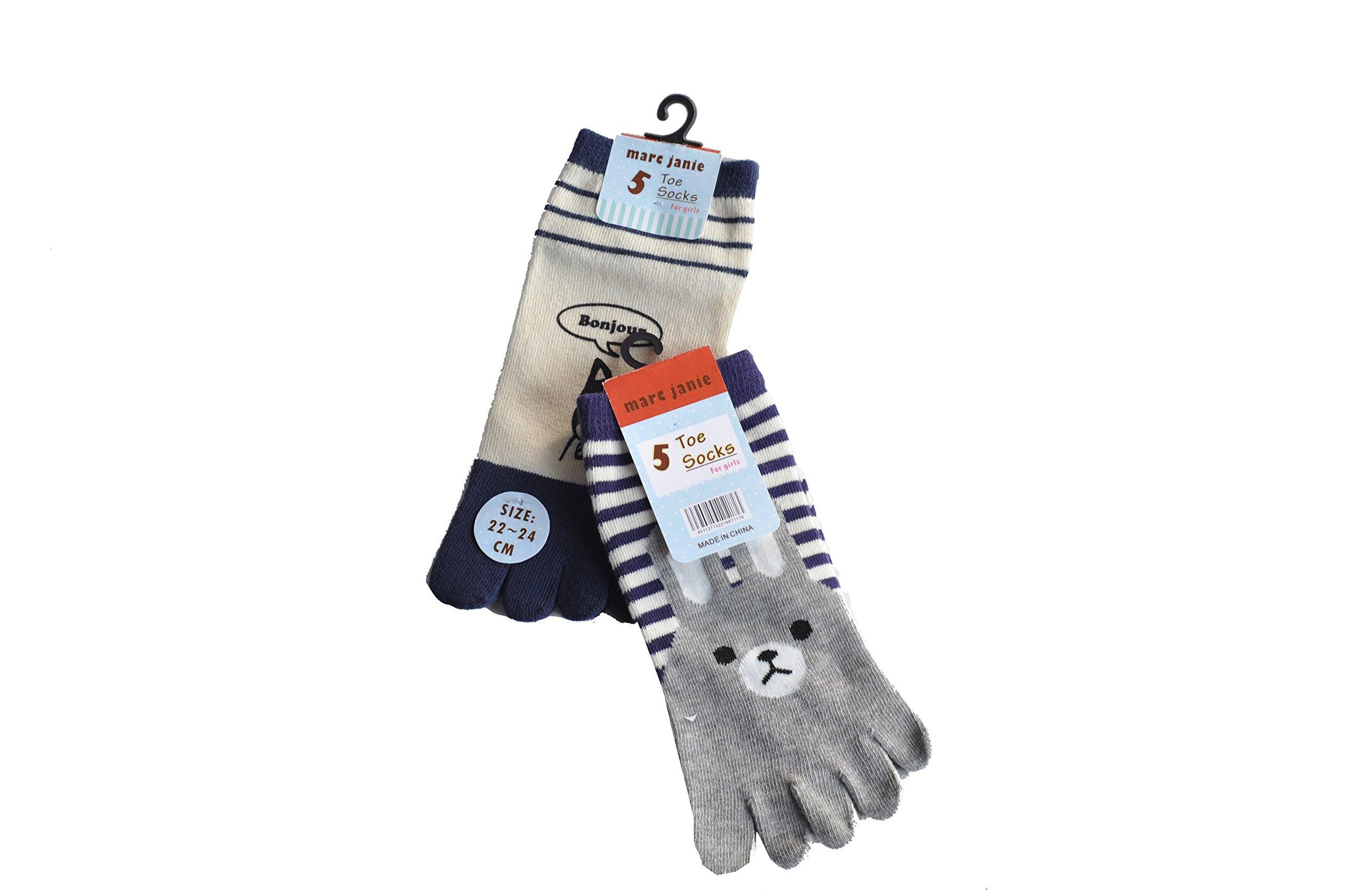 marc janie Baby Stretch Socks One Size 12-24 Months by marc janie