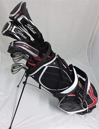 Amazon.com: Titleist - Juego completo de palos de golf para ...