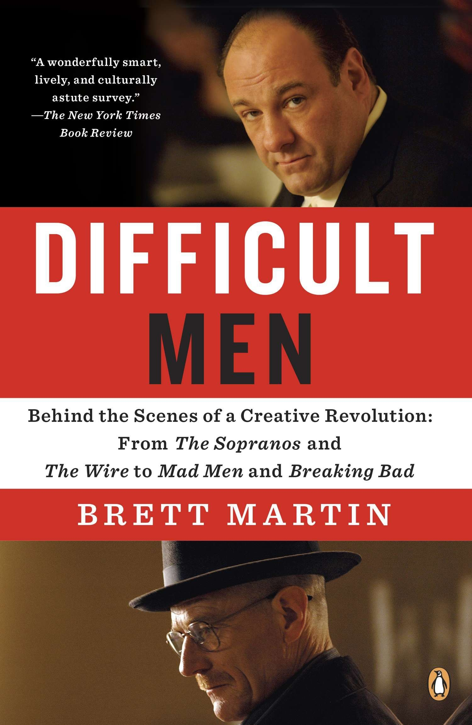 689f442f37f Difficult Men  Behind the Scenes of a Creative Revolution  From the  Sopranos and the Wire to Mad Men and Breaking Bad (Inglês) Capa Comum – 28  jul 2014