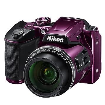 appareil photo violet