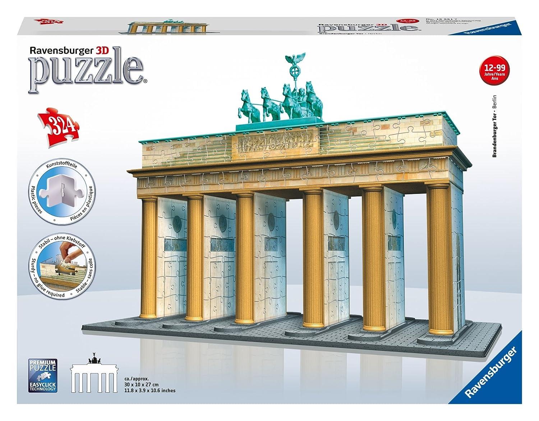 puzzle brandenburger tor