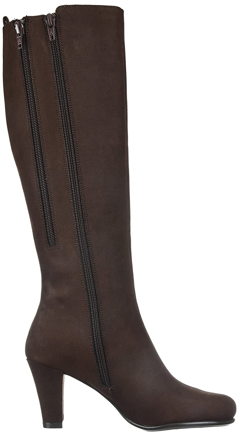 Aerosoles Women's Quick Role Knee M High Boot B074GGFVWZ 9.5 M Knee US|Brown Fabric ab08db
