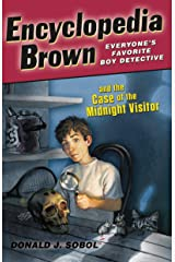 Encyclopedia Brown and the Case of the Midnight Visitor Kindle Edition