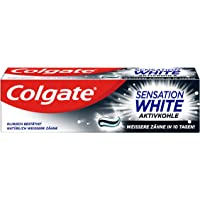 Colgate Sensation White Aktivkol Tandkräm, 75 ml