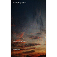 The Sky Project Book : With Holga 135 TIM on the Go book cover