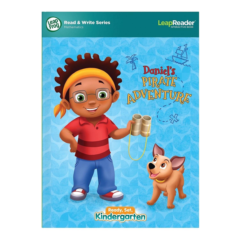 Amazon.com: LeapFrog LeapReader Read and Write Book Set: Ready, Set ...