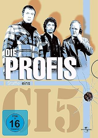 Die Profis Season One Episoden 01 14 4 Dvds Amazonde