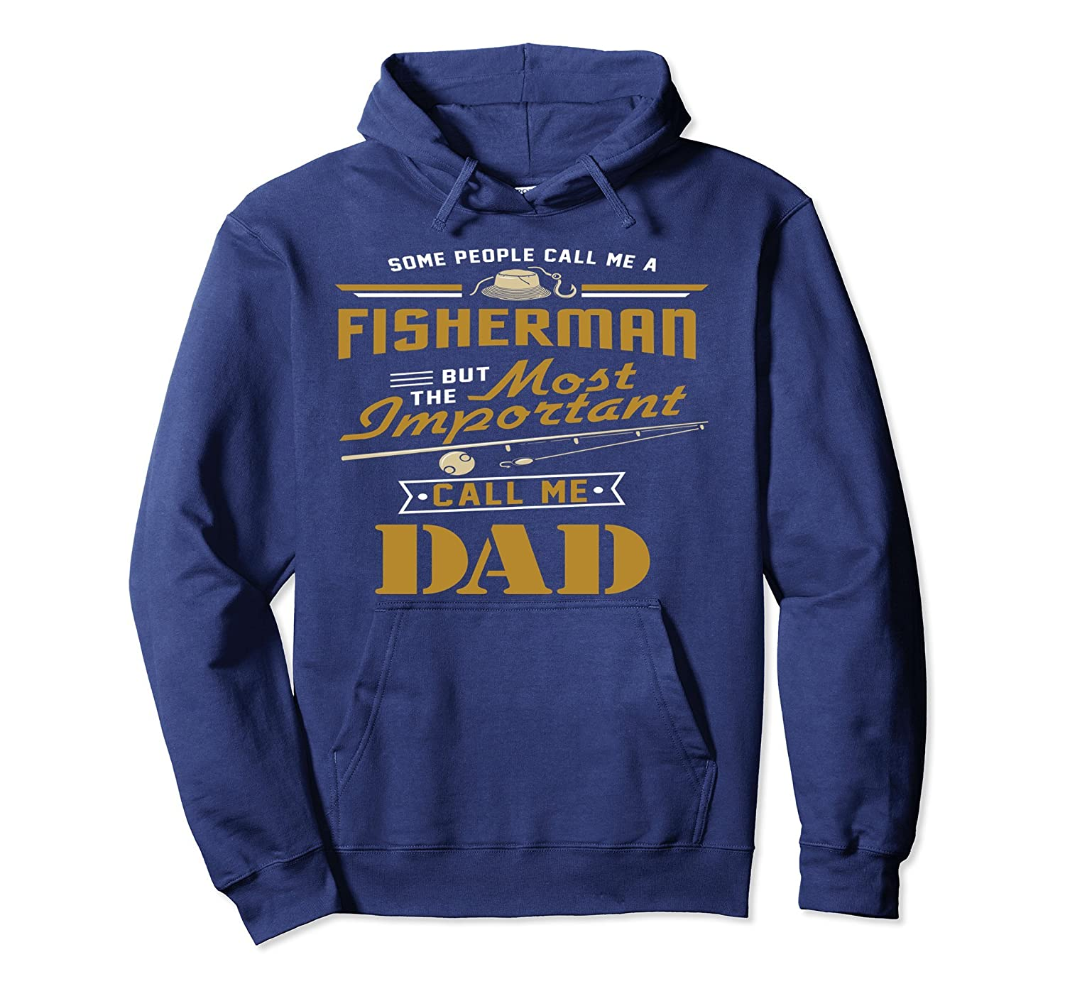 Father's Day Hoodie Gift - Call Me Dad-anz