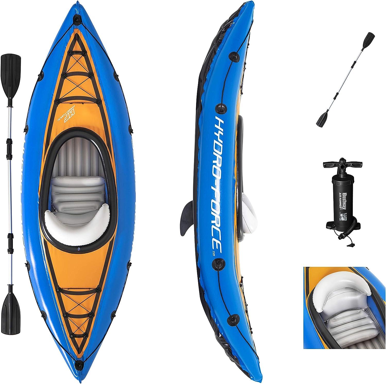 Bestway 65115 - Kayak Hinchable Hydro-Force Cove Champion ...