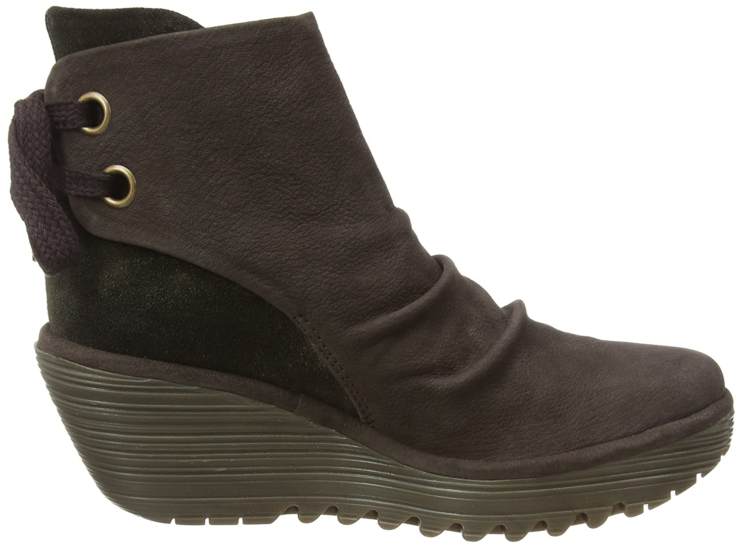 FLY London Womens Yama Ankle Boot