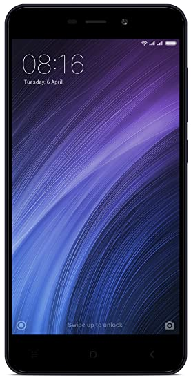 Redmi 4A (Dark Grey, 16GB): Amazon in: Electronics