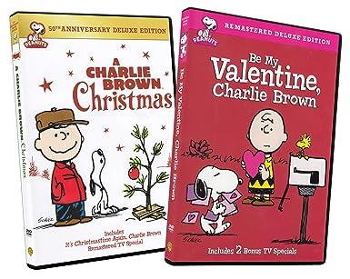 Charlie Brown Christmas 50th.Amazon Com A Charlie Brown Christmas 50th Anniversary