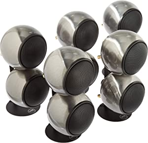Orb Audio's Mod2X HT QuickPack in Hand Polished Steel