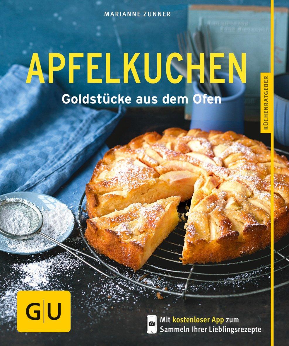Apfelkuchen  Goldstücke Aus Dem Ofen