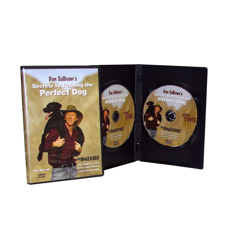 perfect dog 2 disc dvd set don sullivan s secrets to