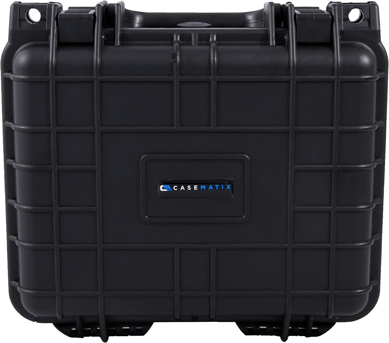 Casematix Wasserdichte Und Luftdichte Schutzhülle Für Elektronik