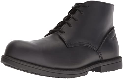 3df2f6b22ca Wolverine Men's Bedford Steel-Toe Chukka SR Industrial Boot