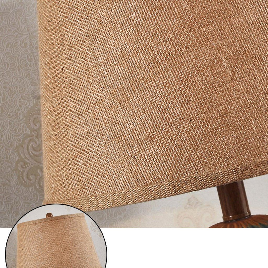 JIAHONG Retro, zum der alten keramischen keramischen keramischen antiken Lampe und des flachs hellen Farbtons zu tun, moderne Wohnzimmerleselampe (Farbe   B) B0788M1P98 | Verwendet in der Haltbarkeit  a69896