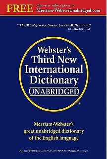 Amazon com: Webster's Encyclopedic Unabridged Dictionary