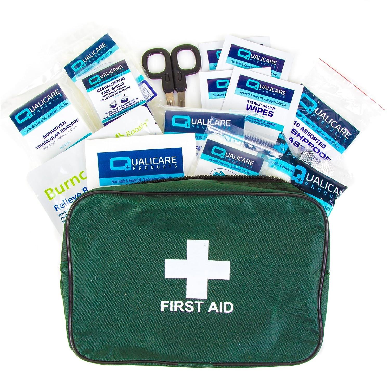 Motorist First Aid Kit | Medium White Hinge