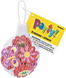 Girls Erasers Party Bag Fillers, Pack of 8