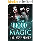 Of Blood and Magic (Cursed by Blood Saga Book 8)