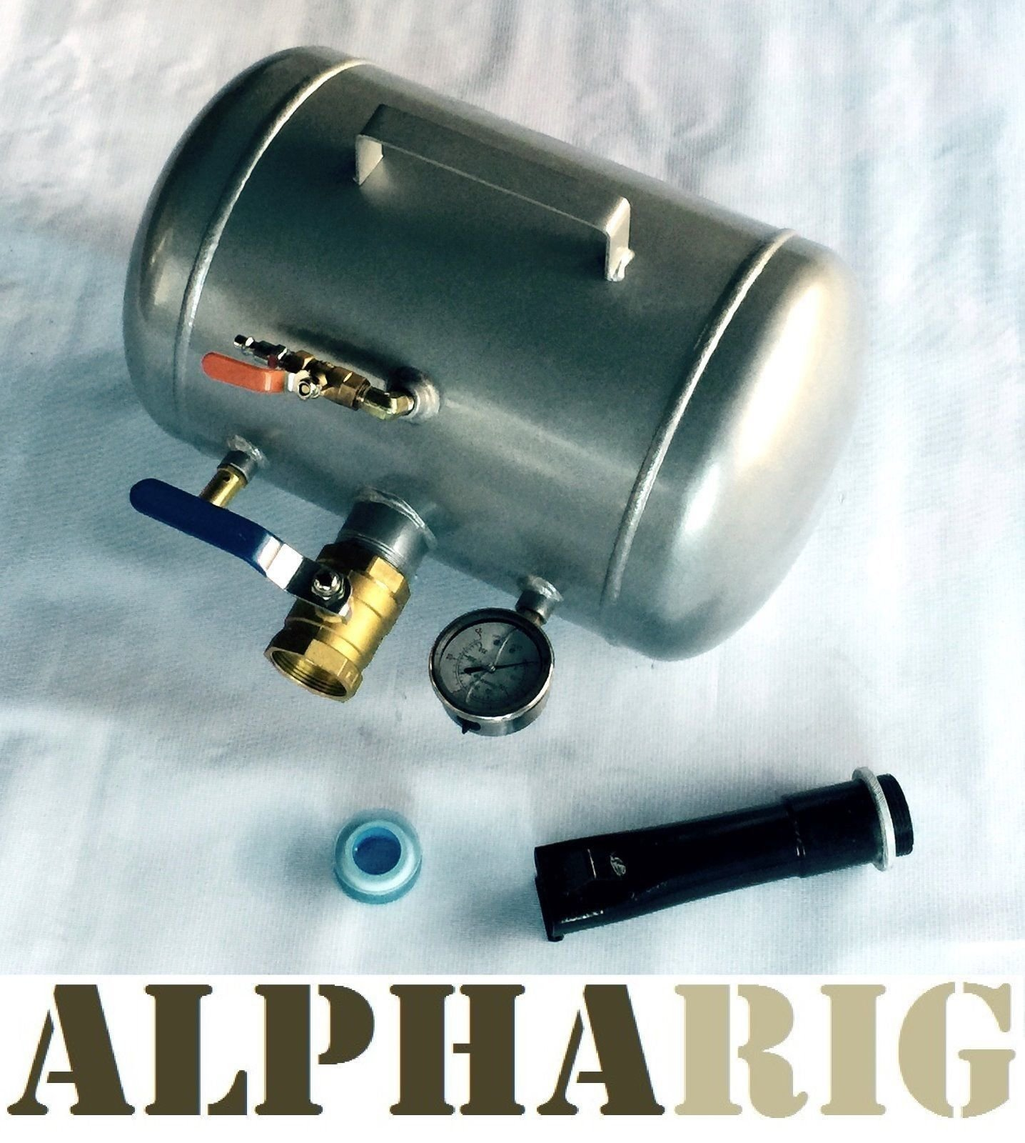 XS Power ALPHARIG TIRE Bead Seater AIR Tank 5 Gallon by XS Power