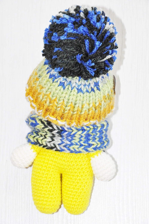 Amigurumi Poupons YOYO crochet partie 2/2 / YOYO mini dolls ...   1500x996