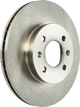 06 07 08 09 10 Fits Kia Rio5 OE Replacement Rotors w//Ceramic Pads F