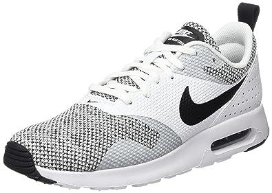 size 40 7b96c 71ec7 Nike Men s Air Max Tavas PRM Gymnastics Shoes, White (White Black Pure