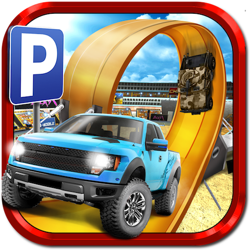 3D Monster Truck Parking Simulator Game Real Board