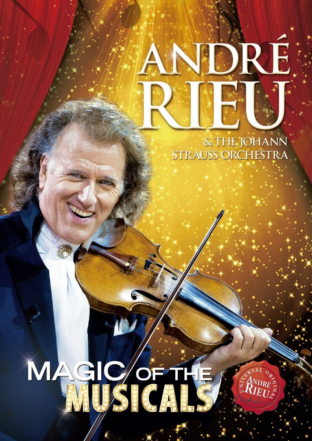 DVD : Rieu Andre - Magic Of Musical (Asia - Import, NTSC Format)