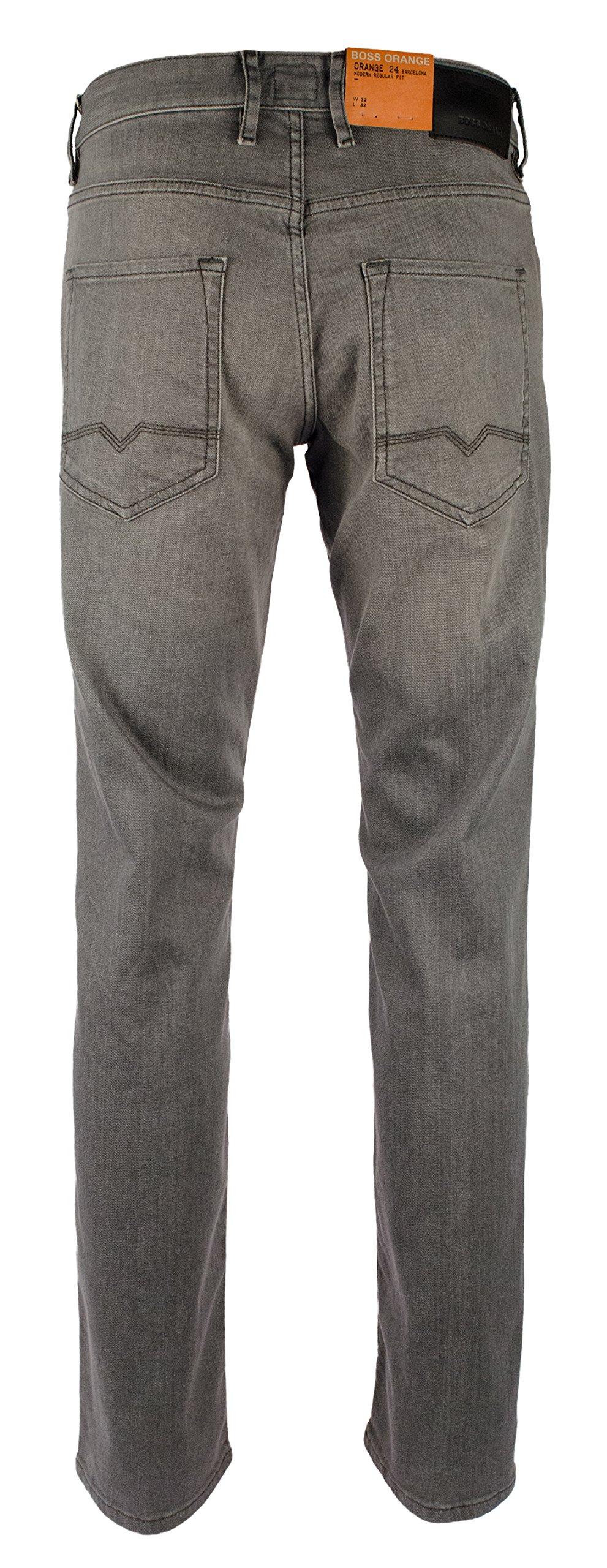 Hugo Boss Men's Barcelona Orange Label Modern Regular Fit Jeans-G-36Wx32L by HUGO BOSS (Image #2)