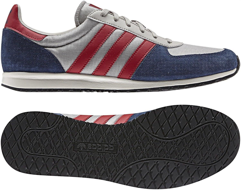 Adidas Originals Adistar Racer G95884 Grey/Red/Blue Leather/Mesh ...
