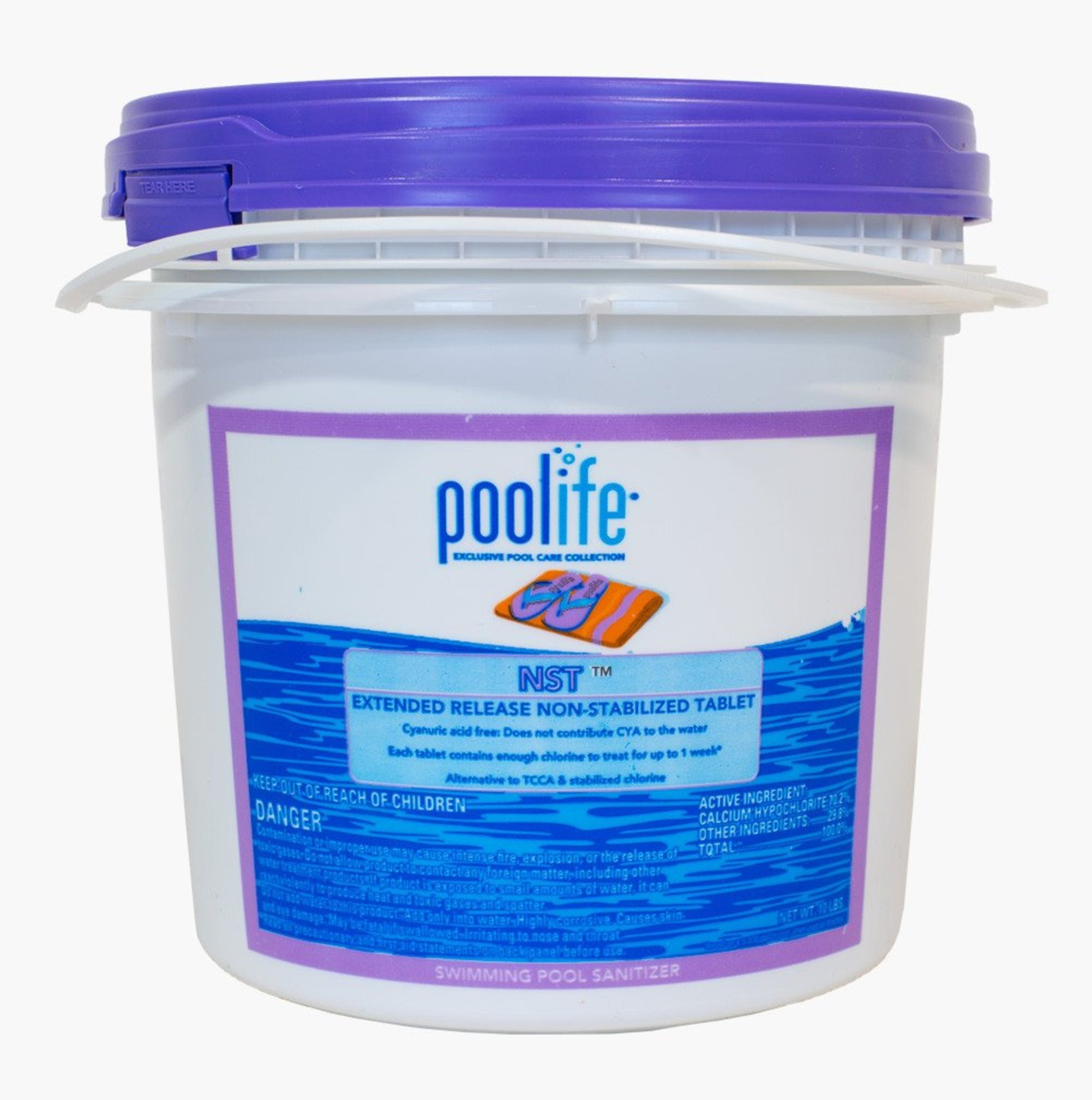 Poolife NST Tablets (10 lb) by POOLIFE