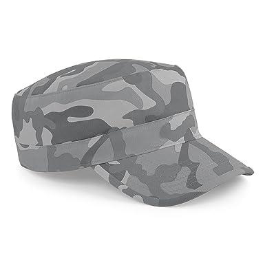 chercher la qualité d'abord prix bas Beechfield - Casquette camouflage style armée 100% coton