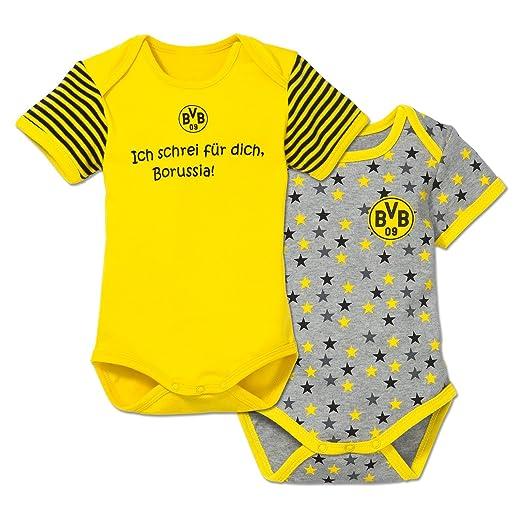 BVB Strampler - BVB Baby Body 2er Set
