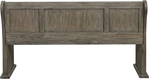 Homelegance Toulon 62 Church Pews Dining Bench
