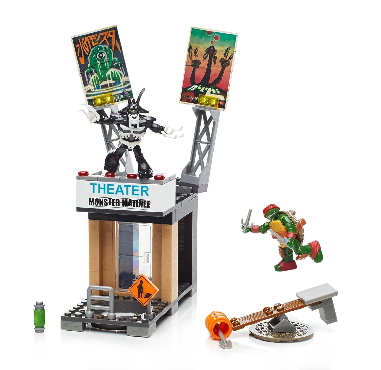 Mega Bloks Ninja Turtles Raph.