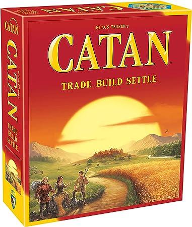 CATAN- 5ª edición Juego de Mesa estándar: Amazon.es: Juguetes y juegos
