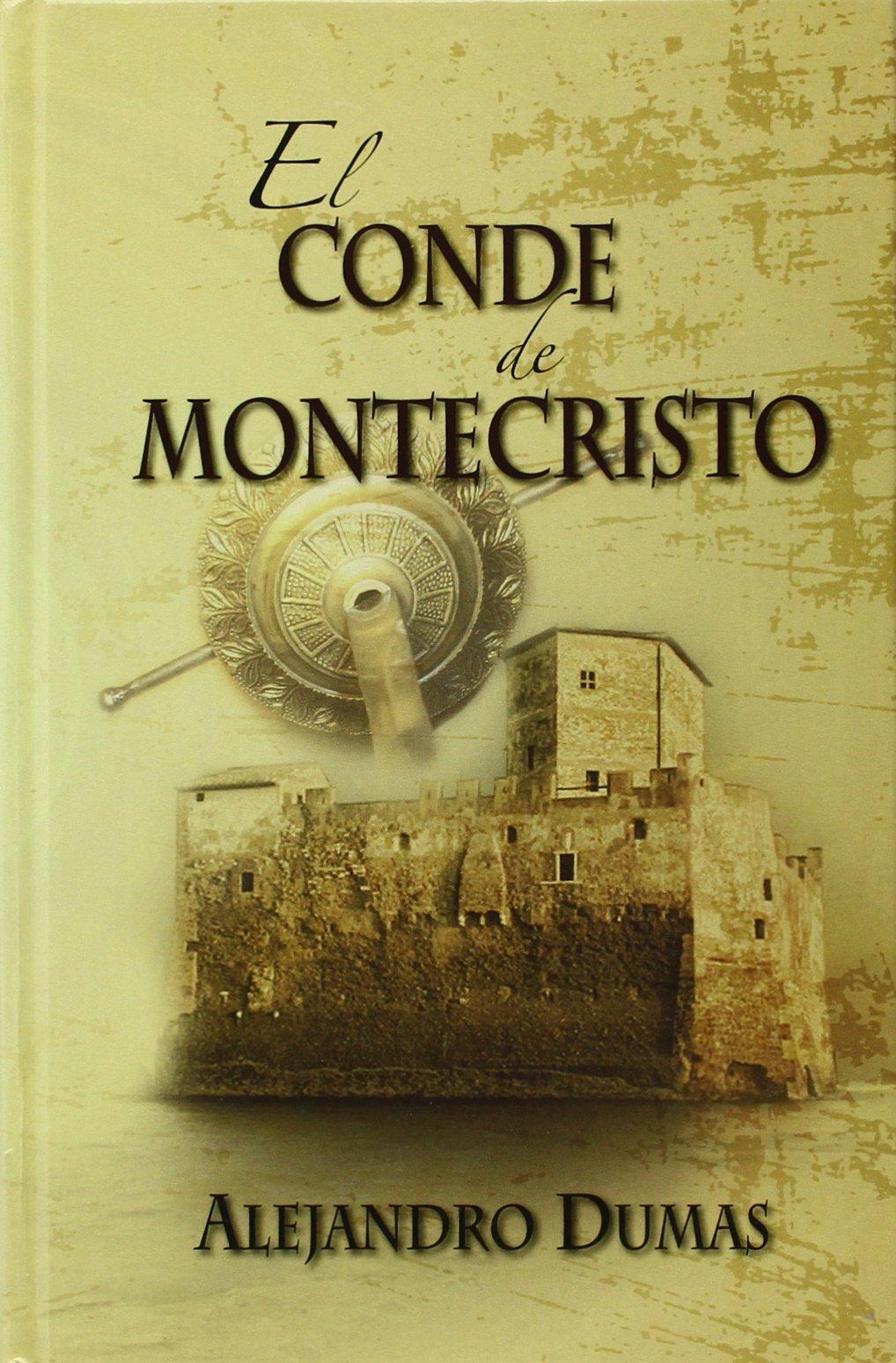 Resultado de imagen para caratula libro El conde de Montecristo