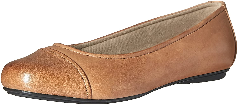 Eastland Women's Gia Slip-On Loafer B01DTJ76BY 8.5 W US|Wheat