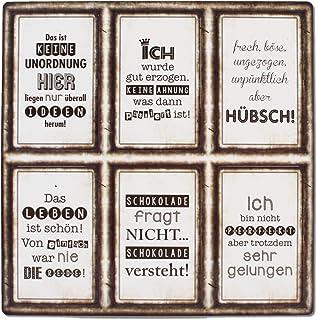 schilder sprüche englisch 0090 12er Set Magnete Spruch Kühlschrankmagnete lustige Sprüche  schilder sprüche englisch