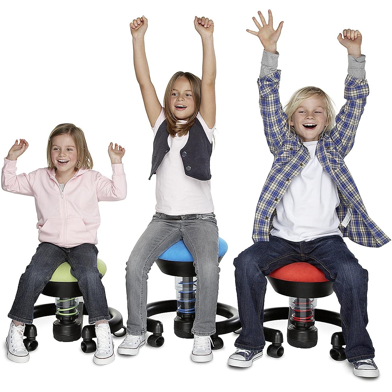 Aeris swoppster 3d-Aktiv-Drehstuhl 3d-Aktiv-Drehstuhl 3d-Aktiv-Drehstuhl für Kinder - sky Blau 49ed9b