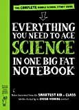 Everything You Need to Ace Science in One Big Fat Notebook - US Edition: The Complete Middle School Study Guide