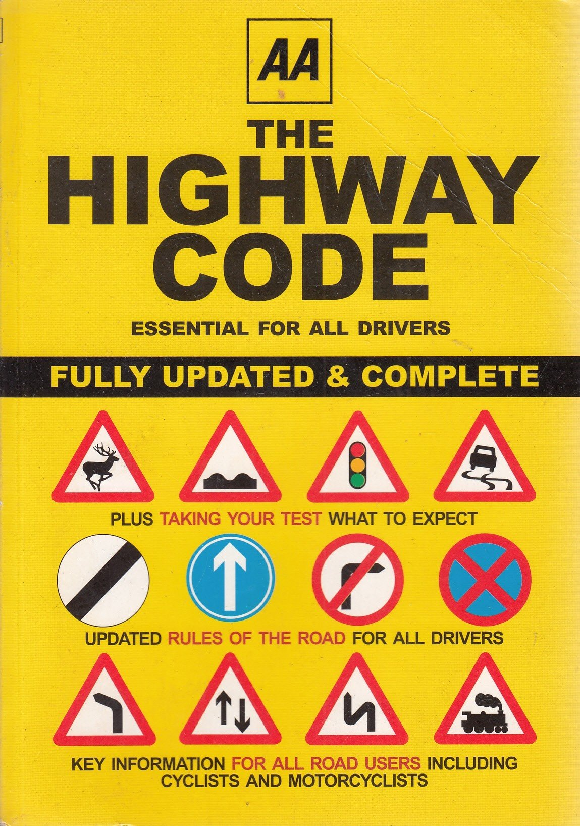 aa-the-highway-code-essential-for-all-drivers-aa-driving-test-series