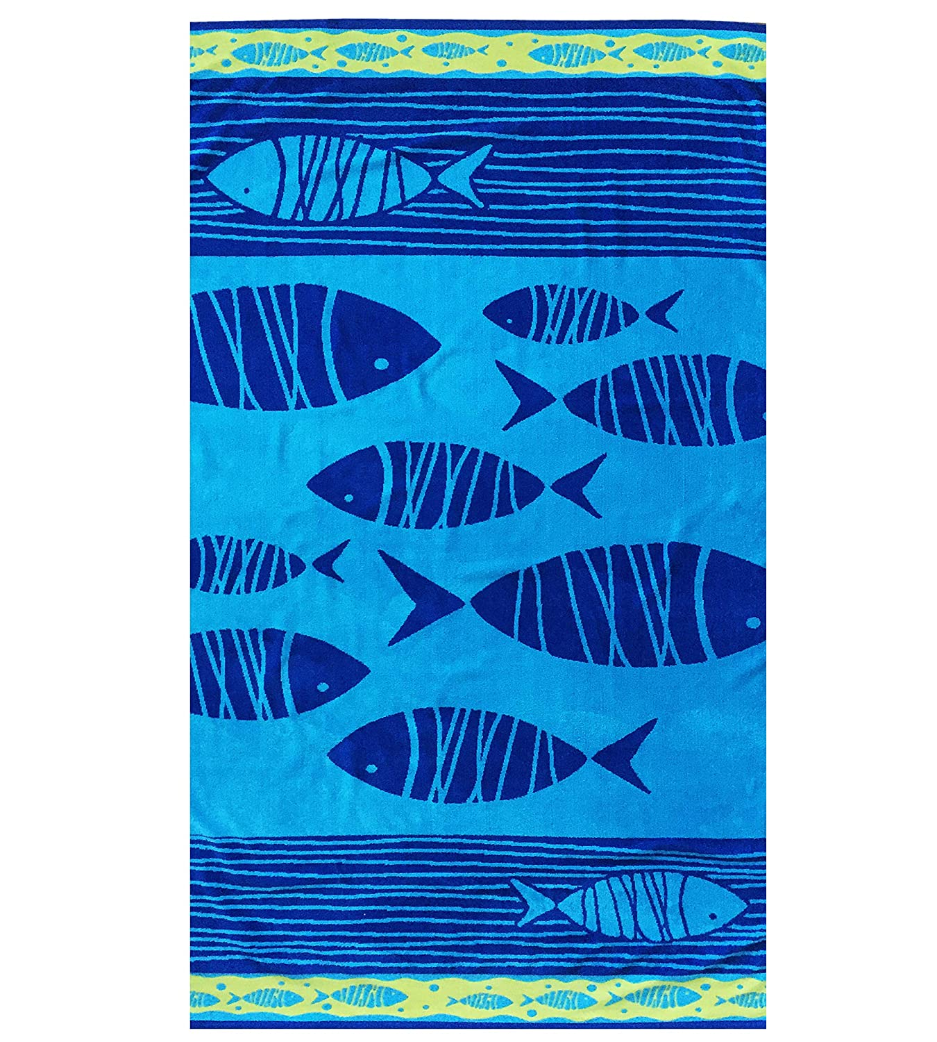 thick beach towels Espalma Over Sized Luxury Beach Towel