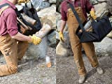 Peicees Firewood Carrier with Adjustable Shoulder