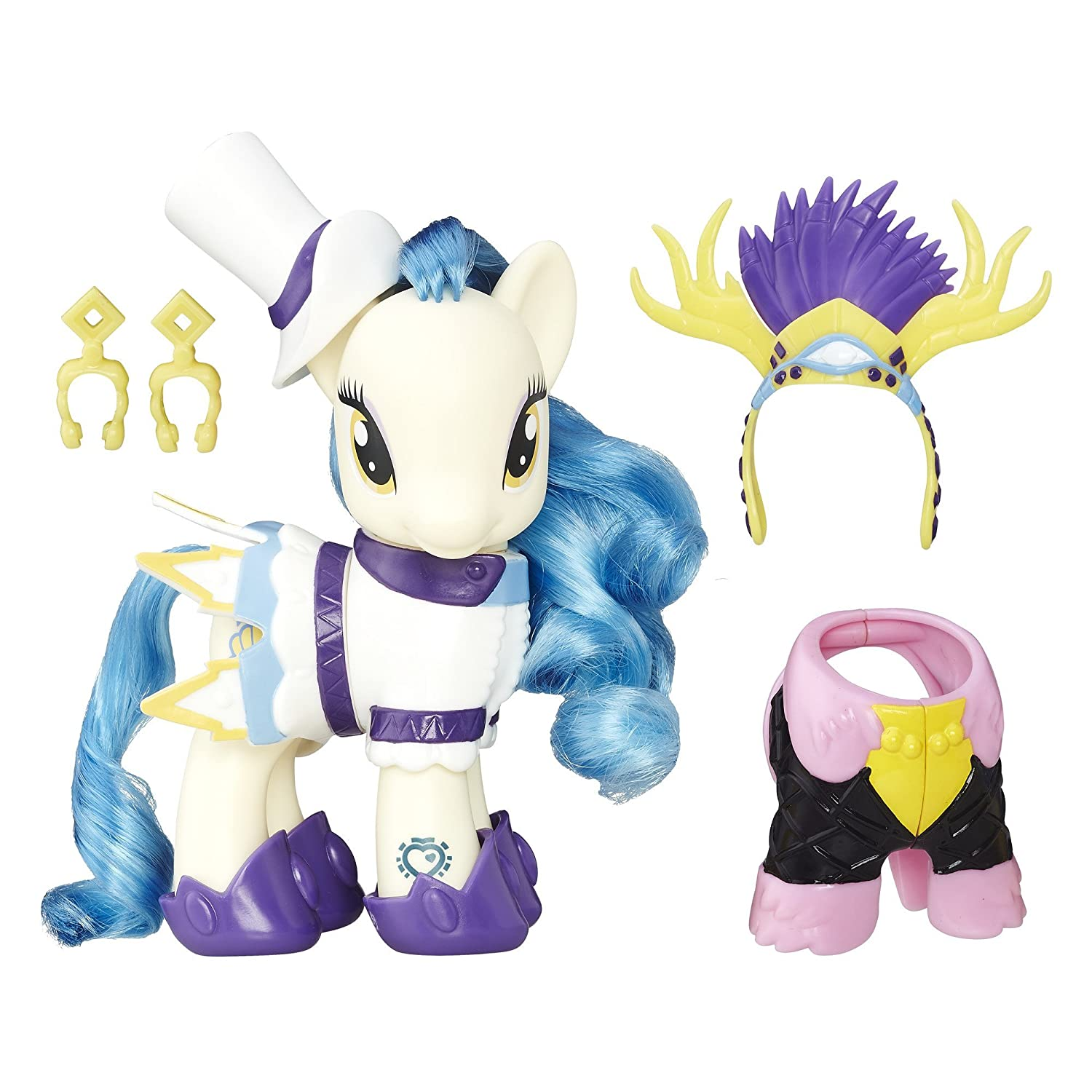 My Little Pony Explore Equestria 6inch Fashion Style Set Sapphire Shores